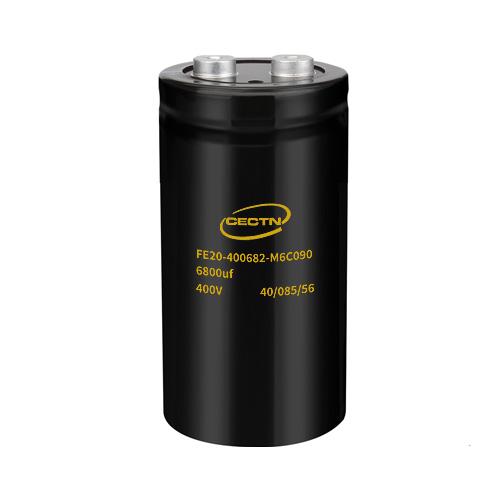 400V6800uf 螺栓电解电容