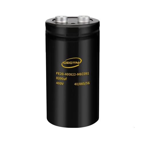 400V8200uf 螺栓型电解电容