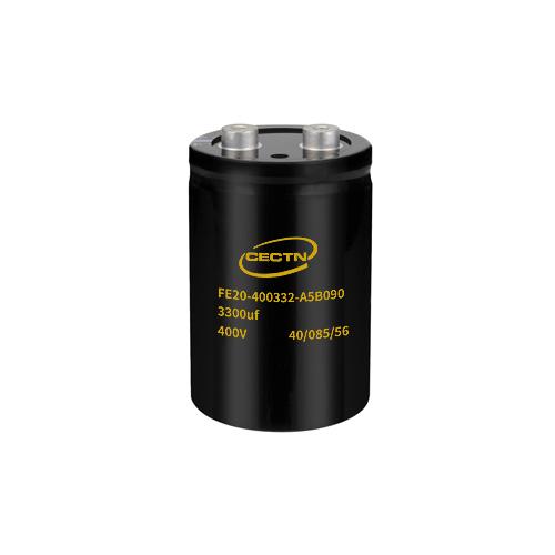 400V3300uf 螺栓电解电容器