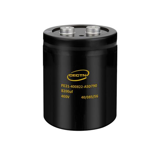 400V8200uf 螺栓电解电容器