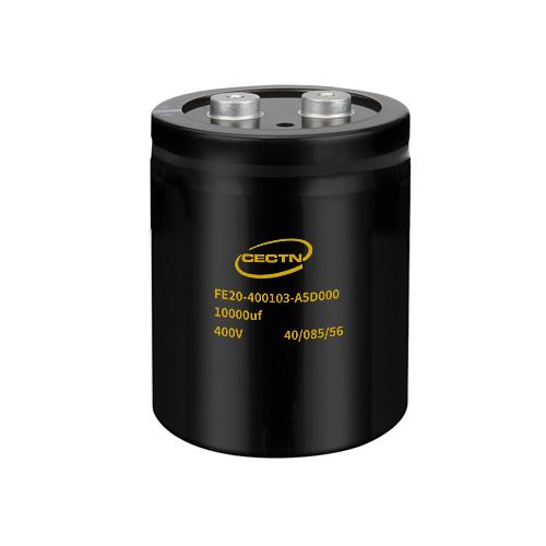 400V10000uf 螺栓型电解电容