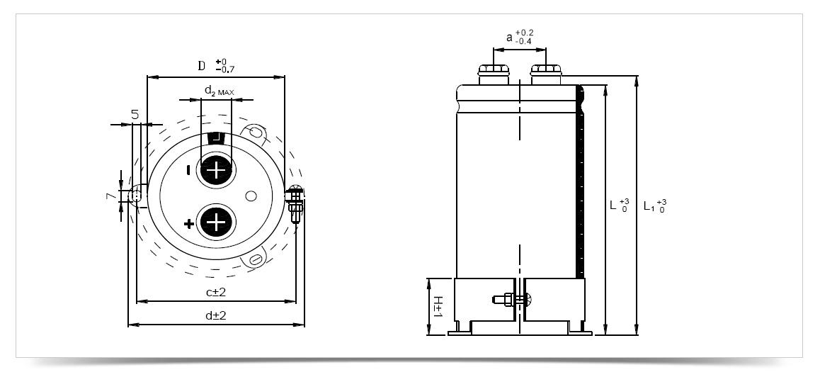 电解电容尺寸