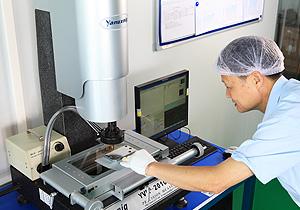 铝箔毛刺检测设备