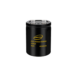 450V2200uf 螺栓电解电容器