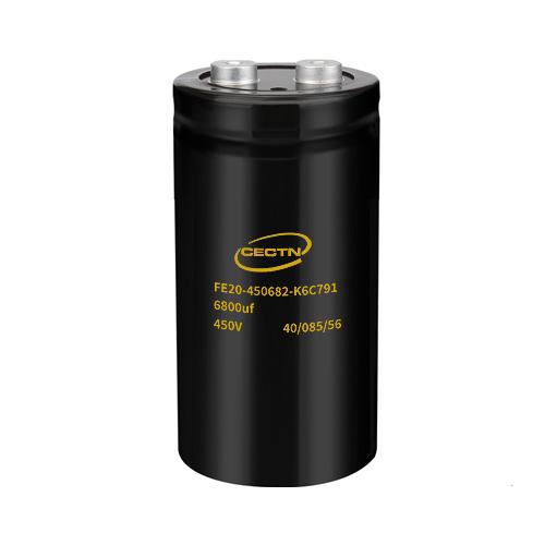 450V6800uf 螺栓电解电容