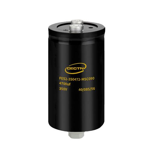 350V4700uf 螺栓电解电容