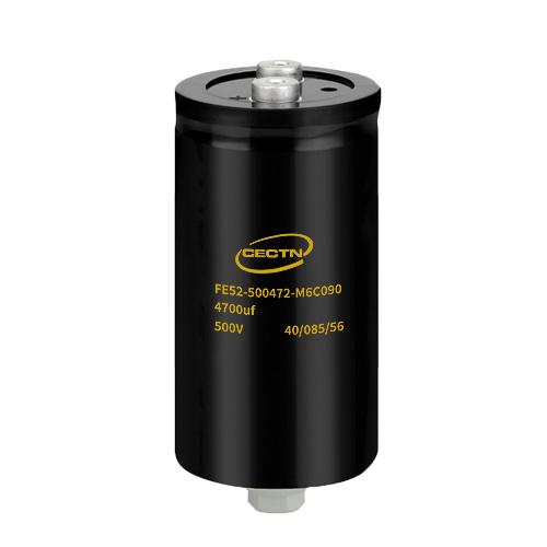 500V4700uf 螺栓电解电容
