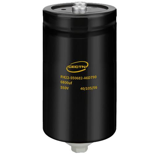 550V6800uf  螺栓电解电容